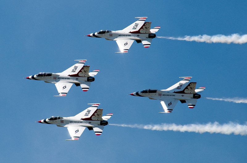 Thunderbirds - Sun-n-Fun 2008